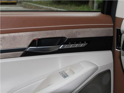 Hyundai Genesis G90 2019 дверь