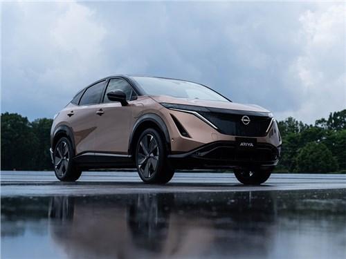 Новость про Nissan Ariya - Nissan Ariya (2021)