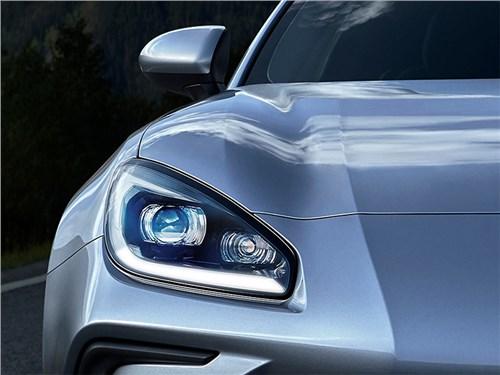 Subaru опубликовала фото второго поколения BRZ