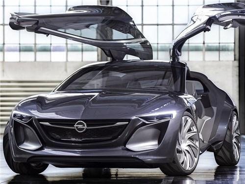 Новость про Opel - Opel может возродить легендарное название Monza