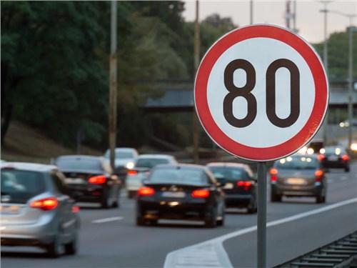 На километр превысил скорость – наказан