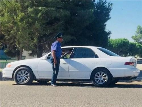 В Туркменистане начался автомобильный расизм