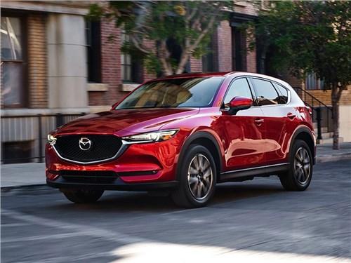 Новость про Mazda CX-5 - Mazda CX-5 (2017)