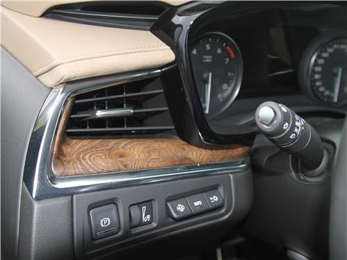 Cadillac XT5 2020 блок управления