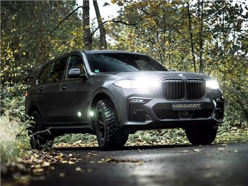 Новость про BMW X7 - Manhart BMW X7