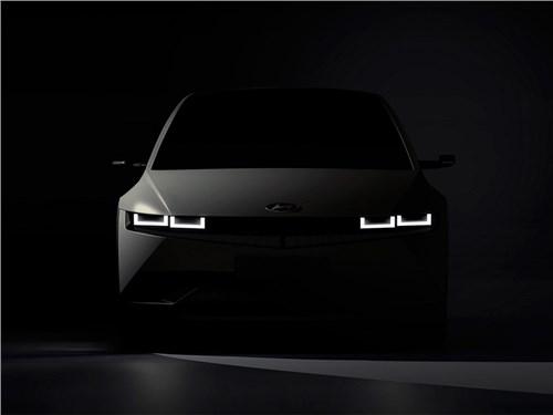 Новость про Hyundai - Hyundai IONIQ 5