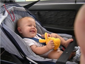 Штраф за перевозку детей без автокресла вырастет до 3 тысяч рублей