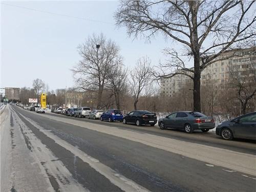 В Хабаровске дерутся за бензин