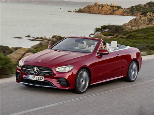 Mercedes-Benz пожертвует культовыми автомобилями ради электричества