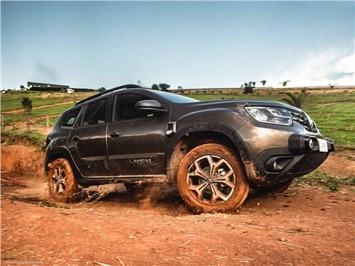 Новый Renault Duster: подробности!
