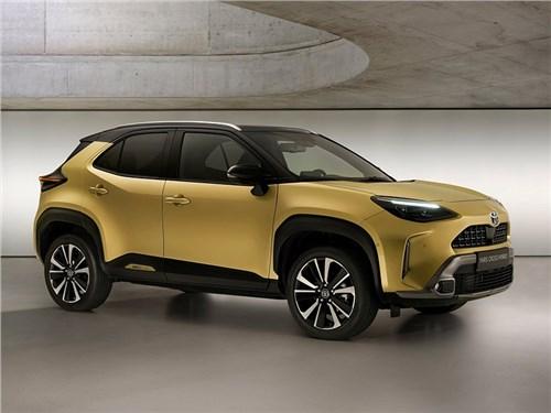 Новость про Toyota Yaris Cross - Toyota Yaris Cross (2021)