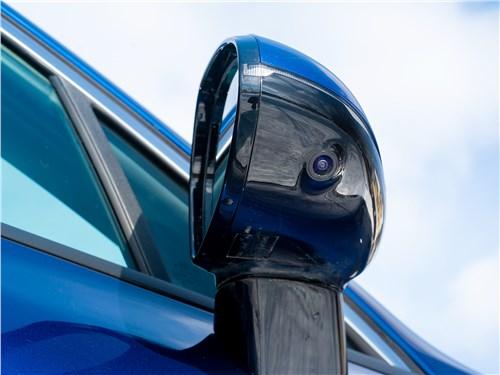 Kia K5 (2021) боковое зеркало