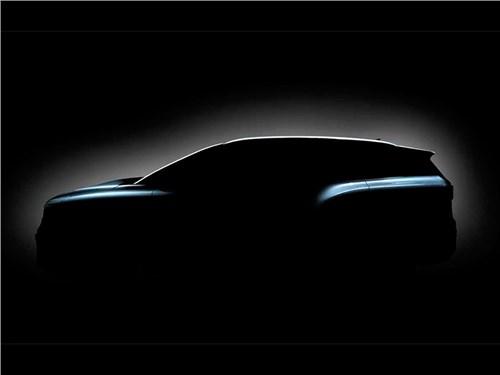 Volkswagen анонсировал премьеру нового ID.6