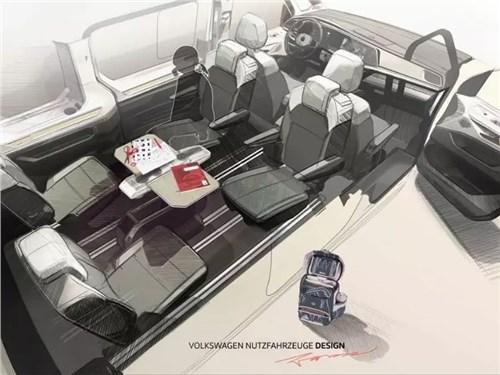 Volkswagen рассказал о Transporter