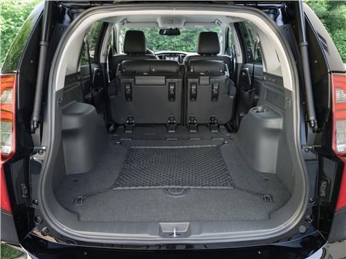Mitsubishi Pajero Sport (2020) багажное отделение