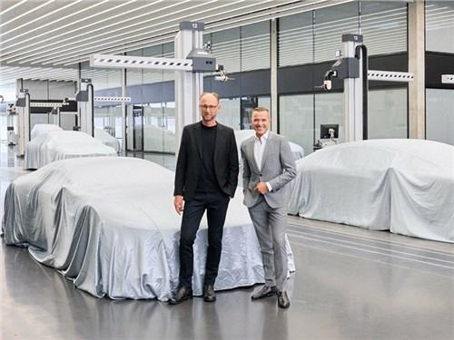 В Audi готовятся представить нечто концептуальное