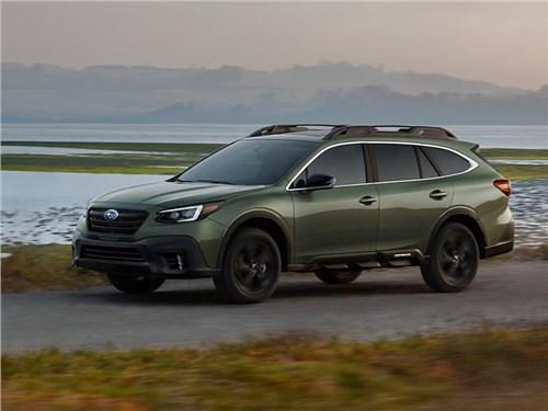 Новость про Subaru Outback - Subaru Outback (2020)