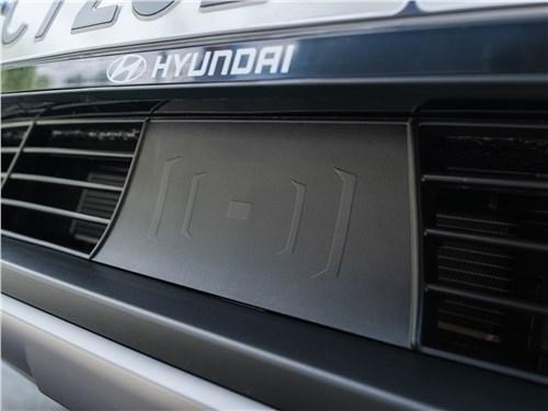 Hyundai Tucson (2021) радар