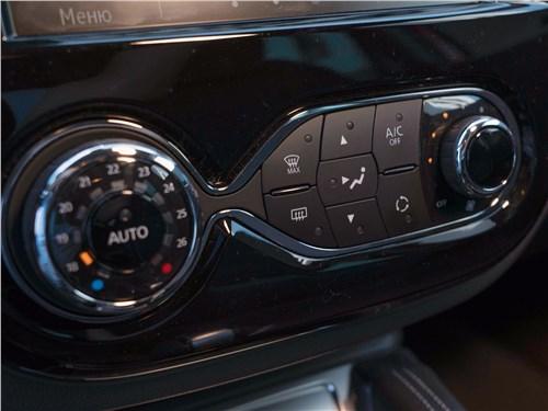 Renault Kaptur (2020) блок климат-контроля