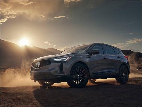 Acura обновила модель RDX