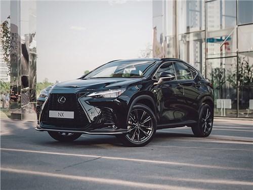 Новость про Lexus NX - Lexus NX