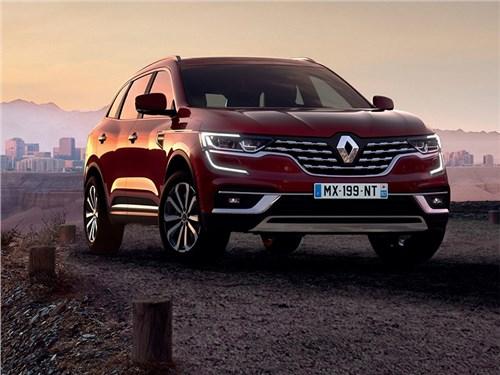 В Renault откажутся от кроссоверов Koleos и Kadjar