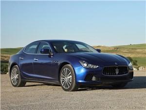 Maserati привезет в Россию седан Ghibli