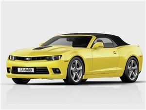 Во Франкфурте состоялась премьера обновленного Chevrolet Camaro