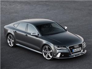 Новость про Audi RS7 - Audi RS7 Sportback 2014