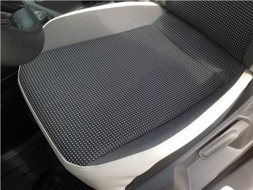 Volkswagen Tiguan 2017 кресла