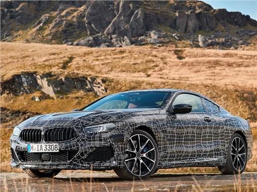 Возрожденная «восьмерка» BMW получит новый двигатель V8