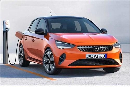 Раскрыта внешность нового Opel Corsa