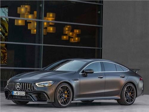 Новость про Mercedes-Benz - Mercedes-Benz показал свой суперседан
