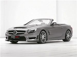 Brabus / Mercedes-Benz SL 63 AMG вид спереди