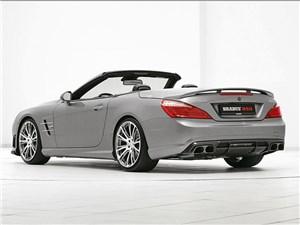 Brabus / Mercedes-Benz SL 63 AMG вид сзади