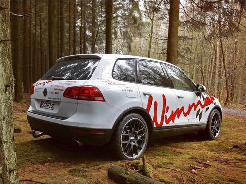 Wimmer | Volkswagen Touareg вид сзади