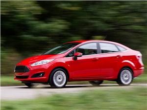 Ford Fiesta вернется в Россию в кузове седан