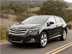 Новость про Toyota Venza - Toyota Venza 2013