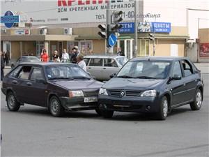 Каждое пятое ДТП происходит из-за несоблюдения правил на перекрестках