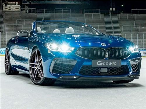 G-Power | BMW M8 вид спереди