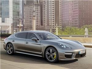 Porsche Panamera Turbo S можно заказать и в России