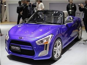 В Токио состаялась премьера автомобиля трансформера