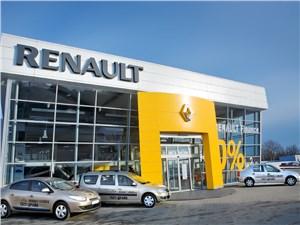 Новость про Renault - Renault обогнал Kia и Chevrolet на российском рынке