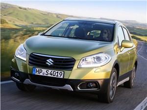 Объявлена дата начала продаж нового кроссовера Suzuki New SX4 в России