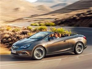 Новость про Opel Cascada - Opel Cascada 2014