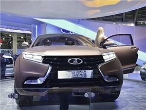 Lada Largus в 2016 году получит внешность концепт-кара XRay
