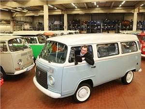 Новость про Volkswagen - Производство легендарного фургона Volkswagen Kombi прекращено