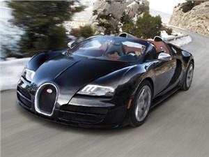 Суперкары Bugatti Veyron залежались на складах