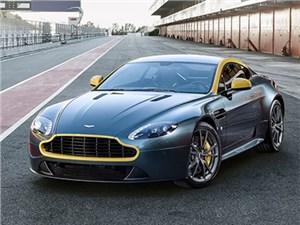 Линейка Aston Martin V8 Vantage N пополнилась новым спорткаром