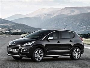 В конце марта на российский рынок выходит обновленный Peugeot 3008